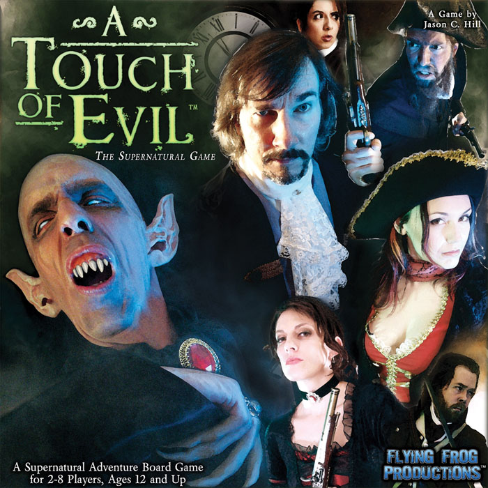 A Touch of Evil: A Touch of Evil