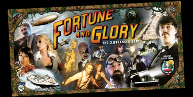Fortune and Glory Box Cover