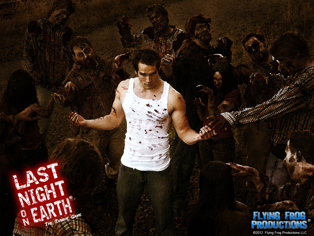 Last Night on Earth The Zombie Game